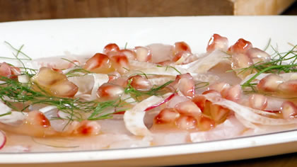 Barramundi Crudo