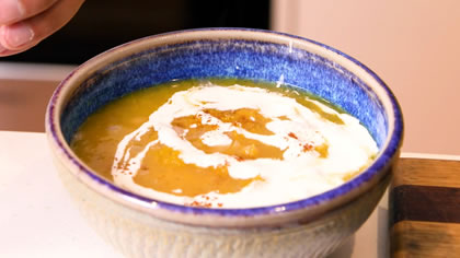 Matt's Pumpkin Soup